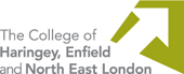 Logo: The College of Haringey, Enfield and North East London