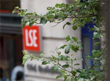 Image of LSE sign