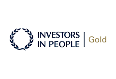 Investor in People Gold